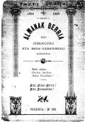 Almanak berria edo Ziberouko eta Basa-Nabarreko egunaria.
